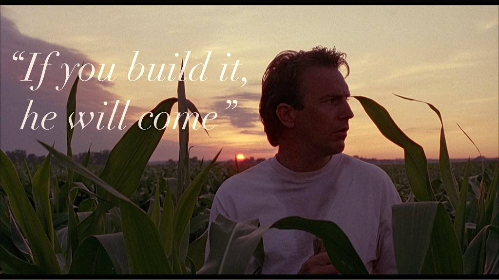 Still from Field of Dreams by Universal Pictures